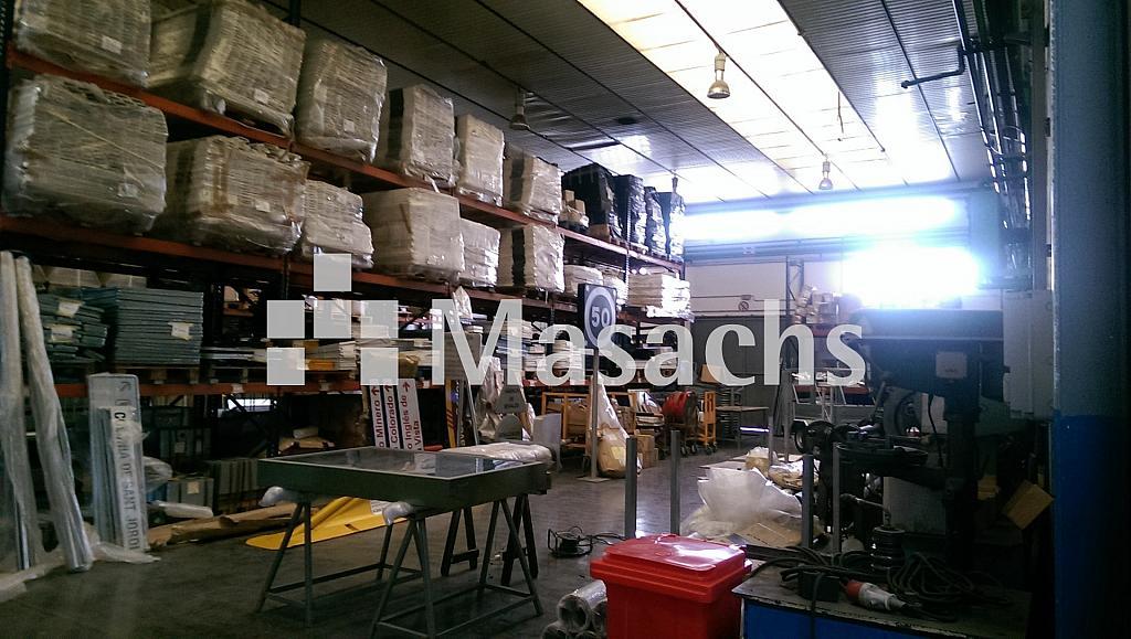 Ref. 7519 nave 3 - Nave industrial en alquiler en Santa Perpètua de Mogoda - 263777643