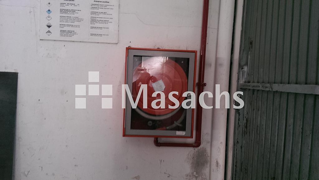Ref. 7519 bies - Nave industrial en alquiler en Santa Perpètua de Mogoda - 263777652