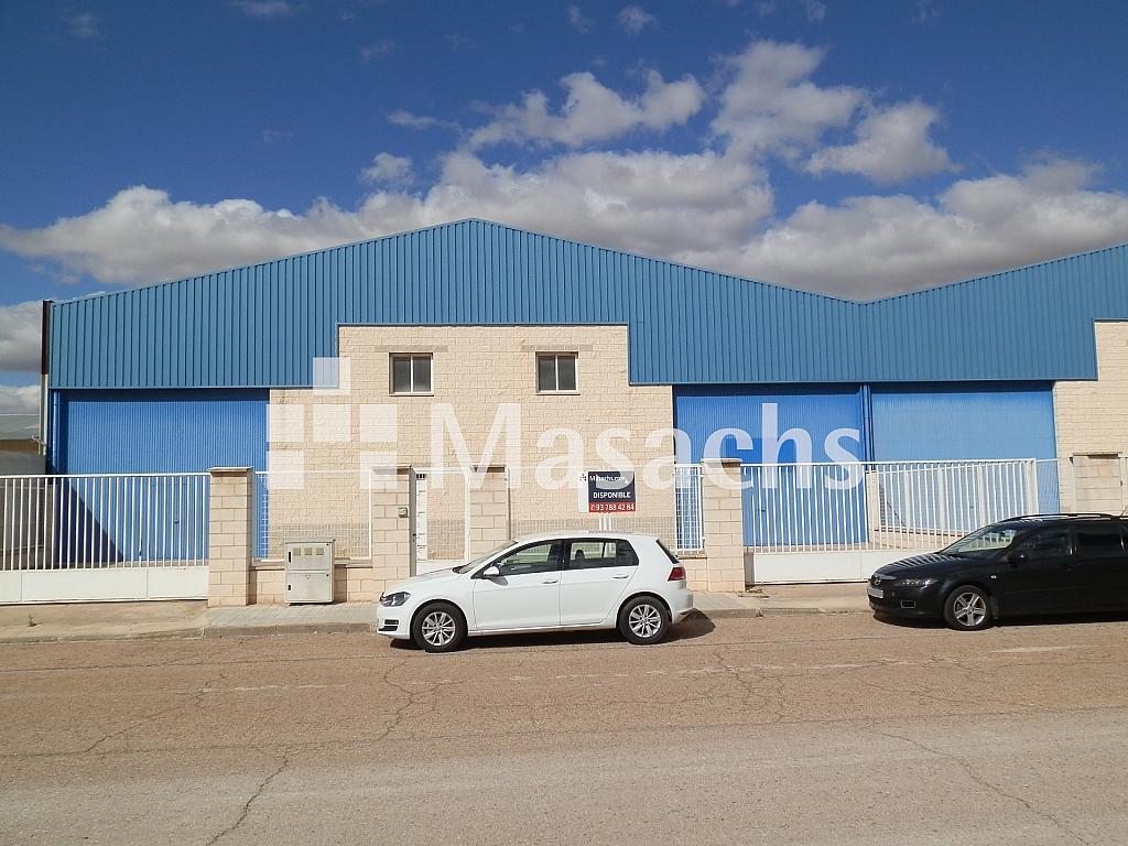 Ref. 7509 CALLE IX - Nave industrial en alquiler en Manzanares - 263777769