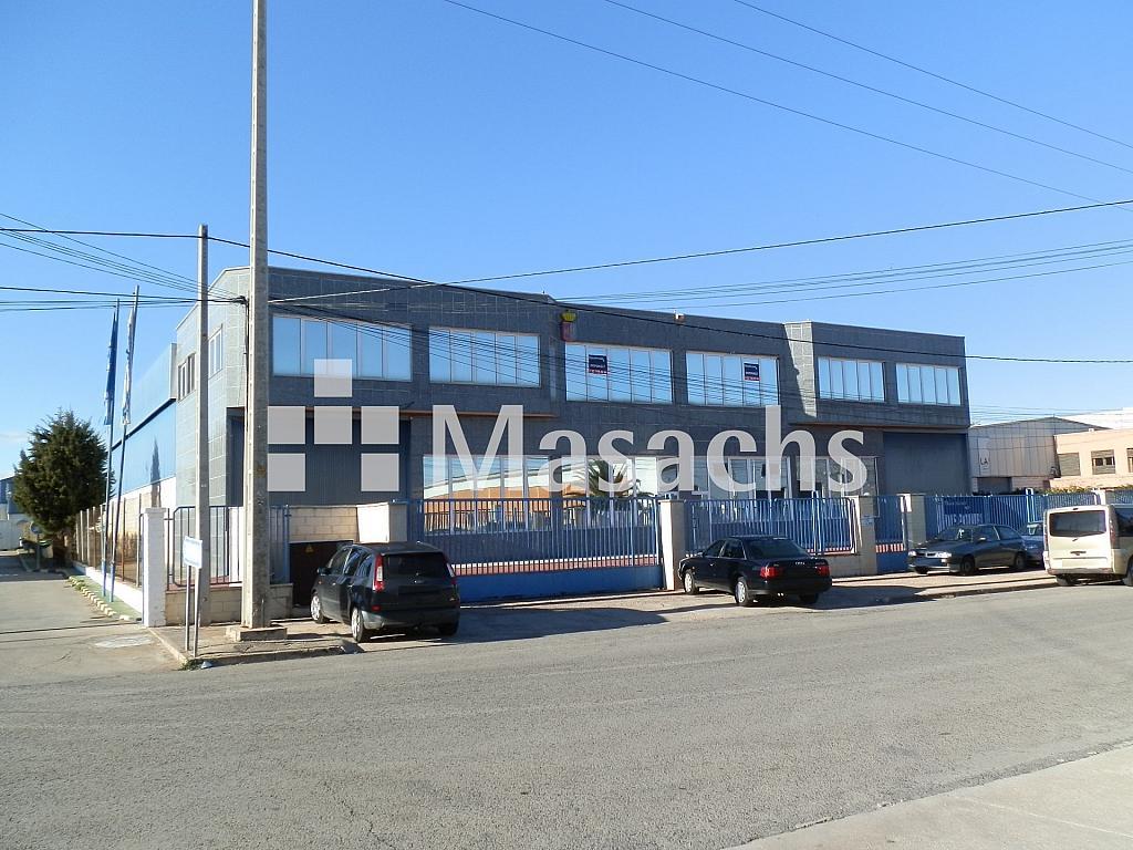 Ref. 7507 XV - Nave industrial en alquiler en Manzanares - 263777826
