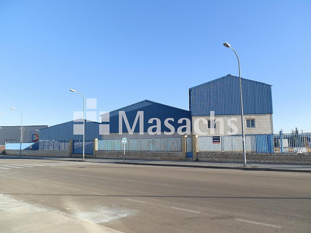 Ref. 7507 patio 2 - Nave industrial en alquiler en Manzanares - 263777829