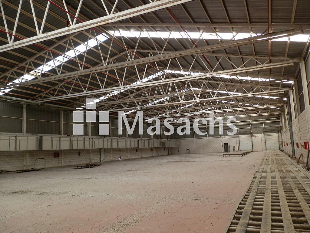 Ref. 7507 nave 2 - Nave industrial en alquiler en Manzanares - 263777838