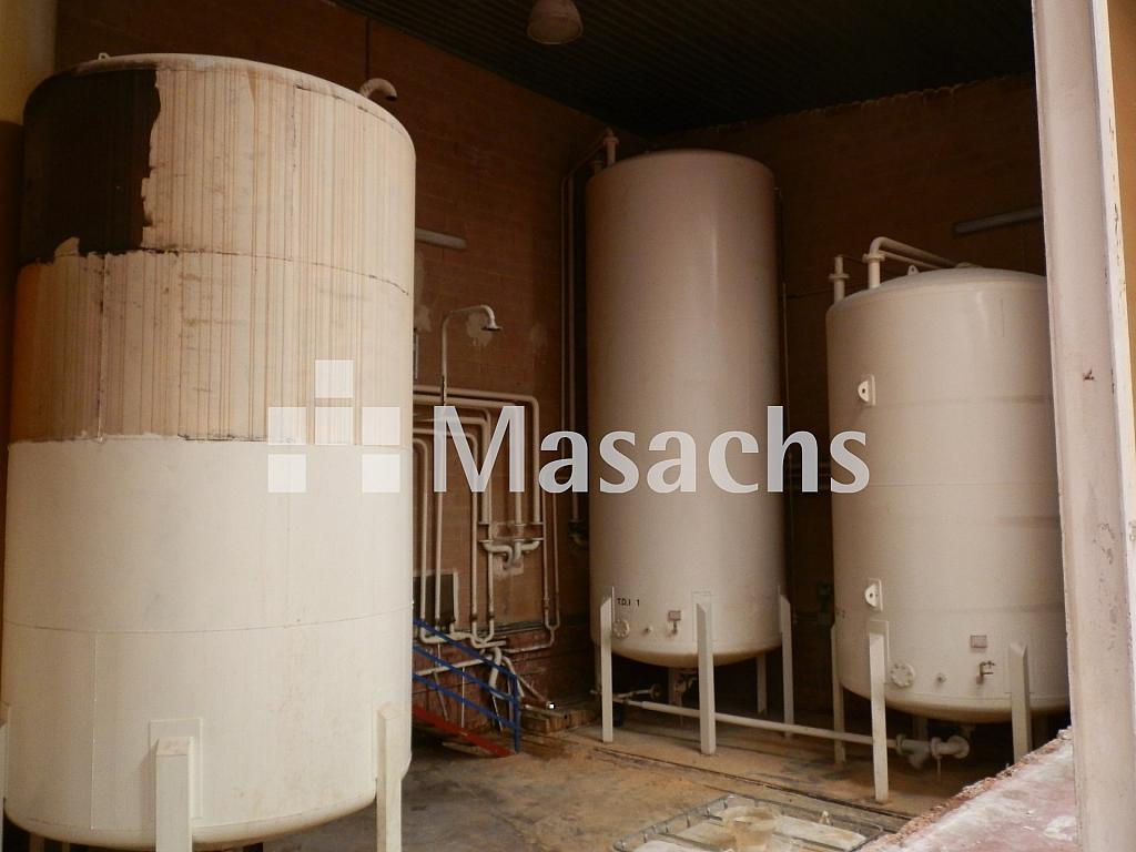 Ref. 7507 aljibes - Nave industrial en alquiler en Manzanares - 263777850
