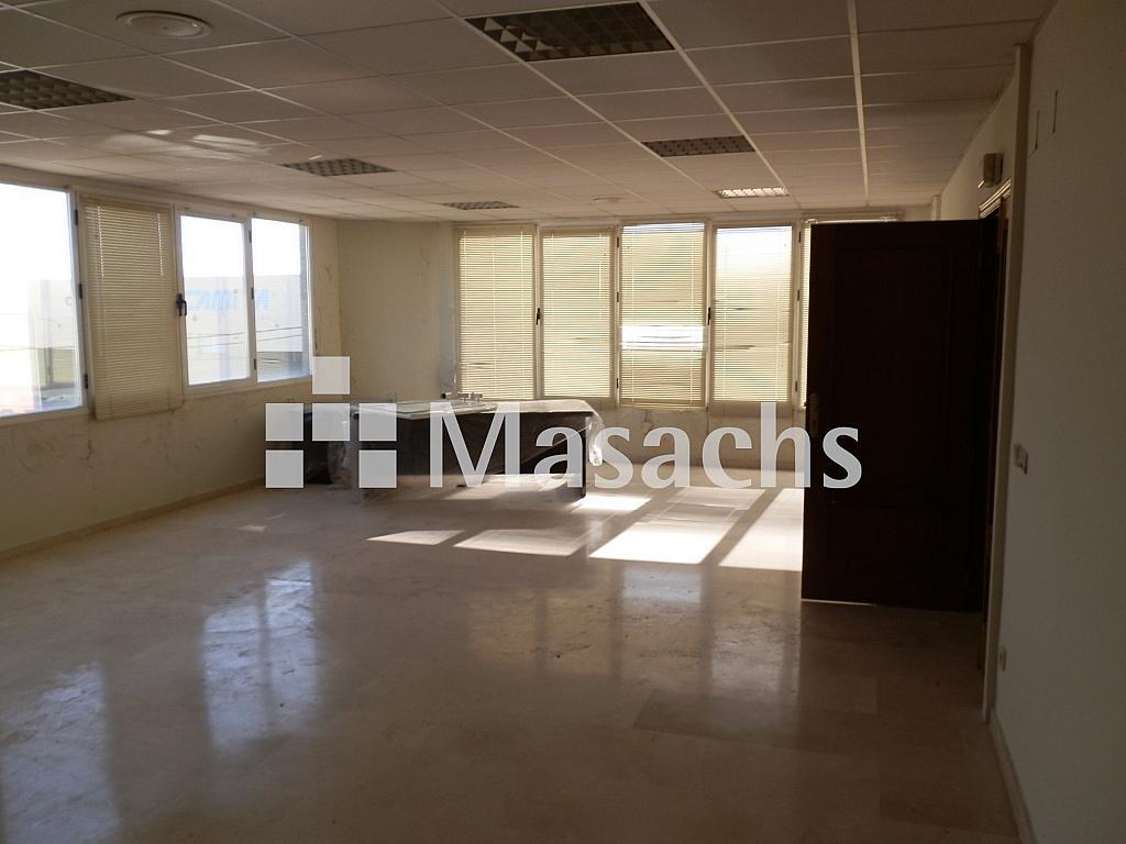 Ref. 7507 oficinas 2 - Nave industrial en alquiler en Manzanares - 263777853
