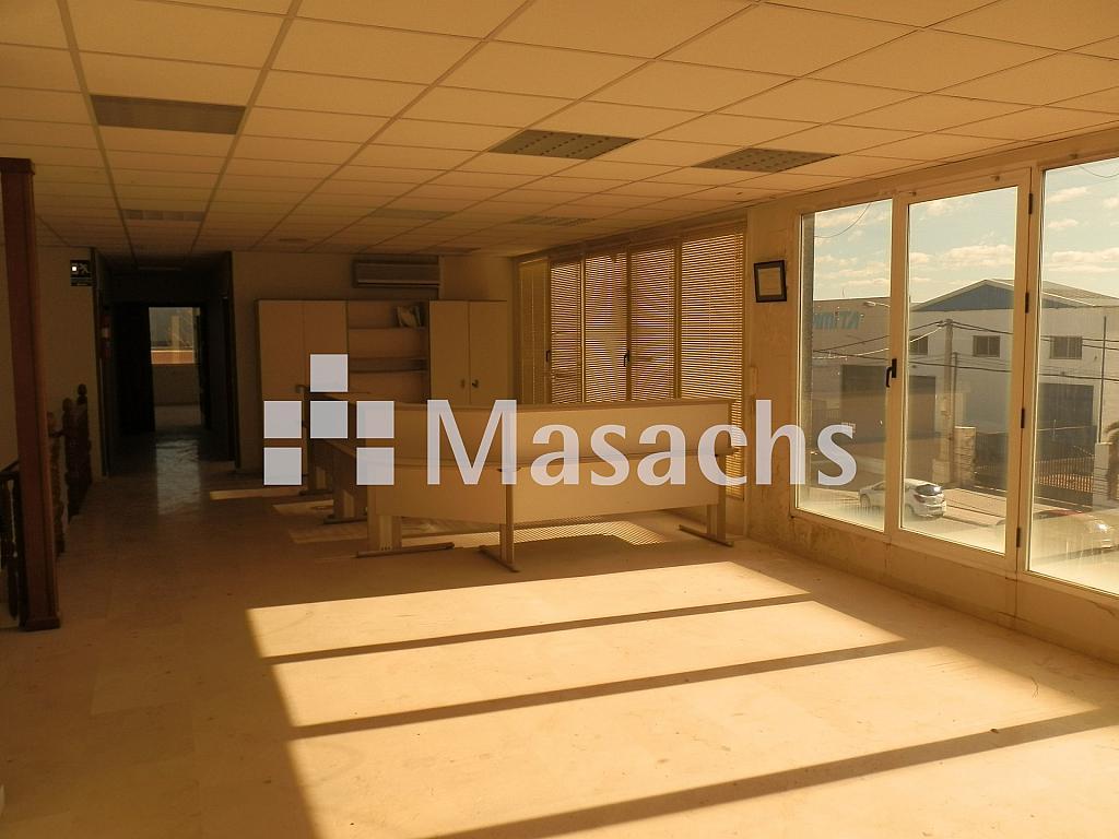 Ref. 7507 oficinas - Nave industrial en alquiler en Manzanares - 263777856