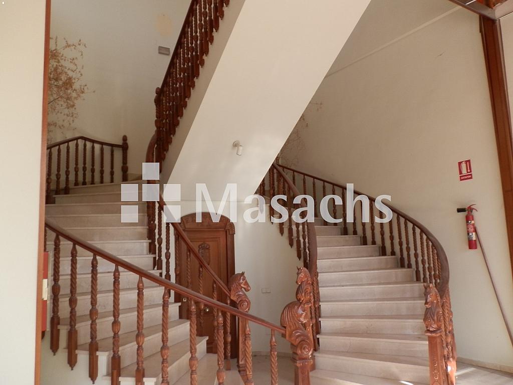 Ref. 7507 entrada - Nave industrial en alquiler en Manzanares - 263777859