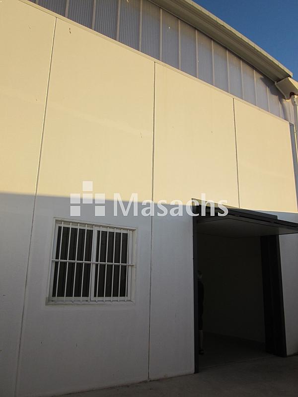 Ref. 7504 exterior - Nave industrial en alquiler en Ciudad Real - 263777889