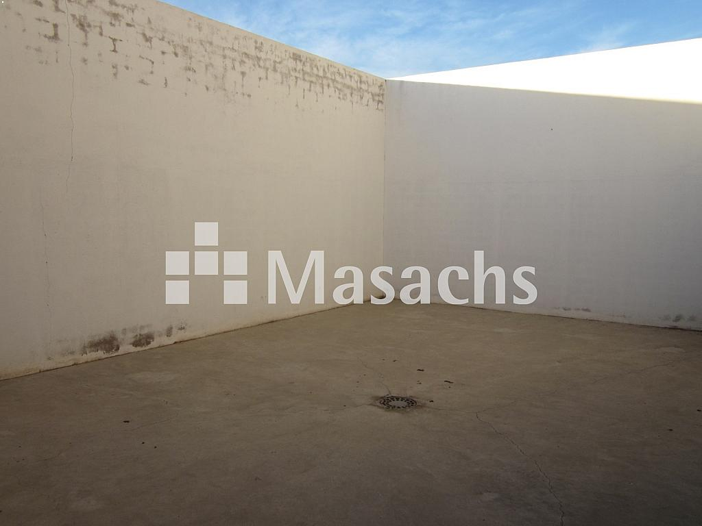 Ref. 7504 patio - Nave industrial en alquiler en Ciudad Real - 263777898