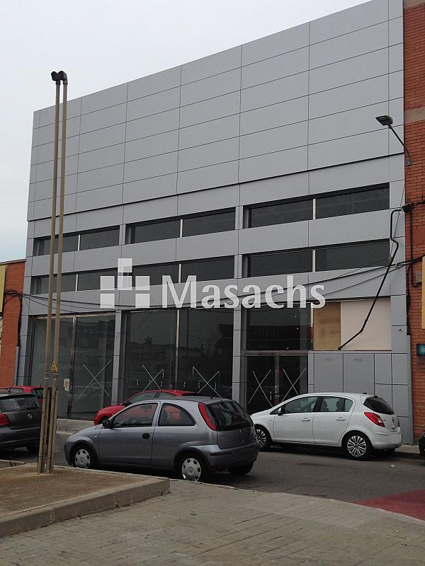 Ref. 7502 exterior 2 - Nave en alquiler en Sabadell - 263777907