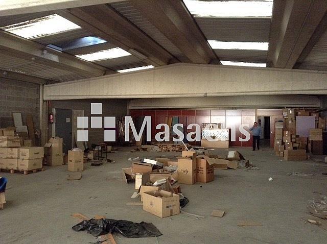 Ref. 7495 altillo - Nave industrial en alquiler en Barbera del Vallès - 263778000