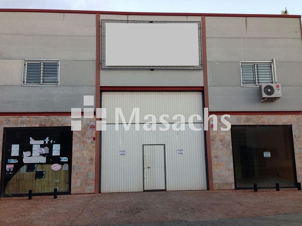 Ref. 7491 ISAAC - Nave industrial en alquiler en Almagro - 263778030