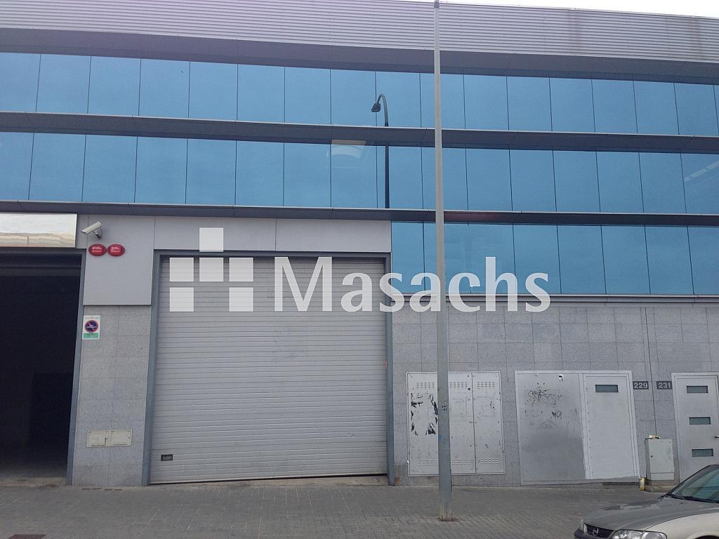 Ref. 7490 exteriro - Nave industrial en alquiler en Sabadell - 263778045