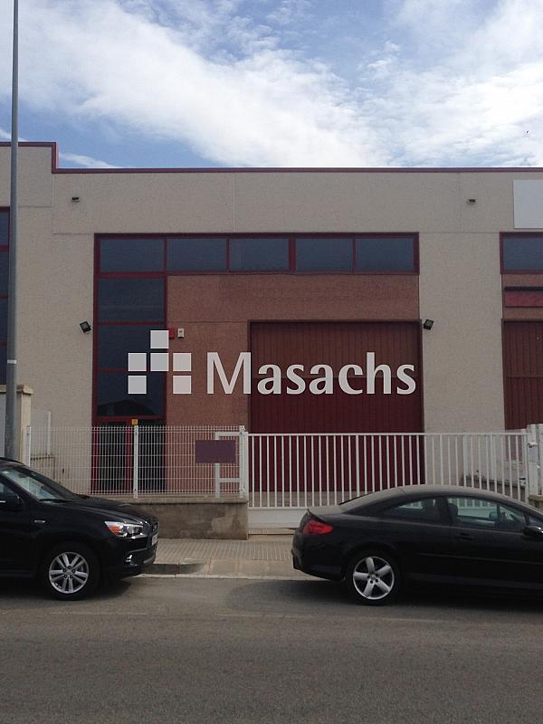 Ref. 7541 AV VALLES - Nave industrial en alquiler en Terrassa - 263778354