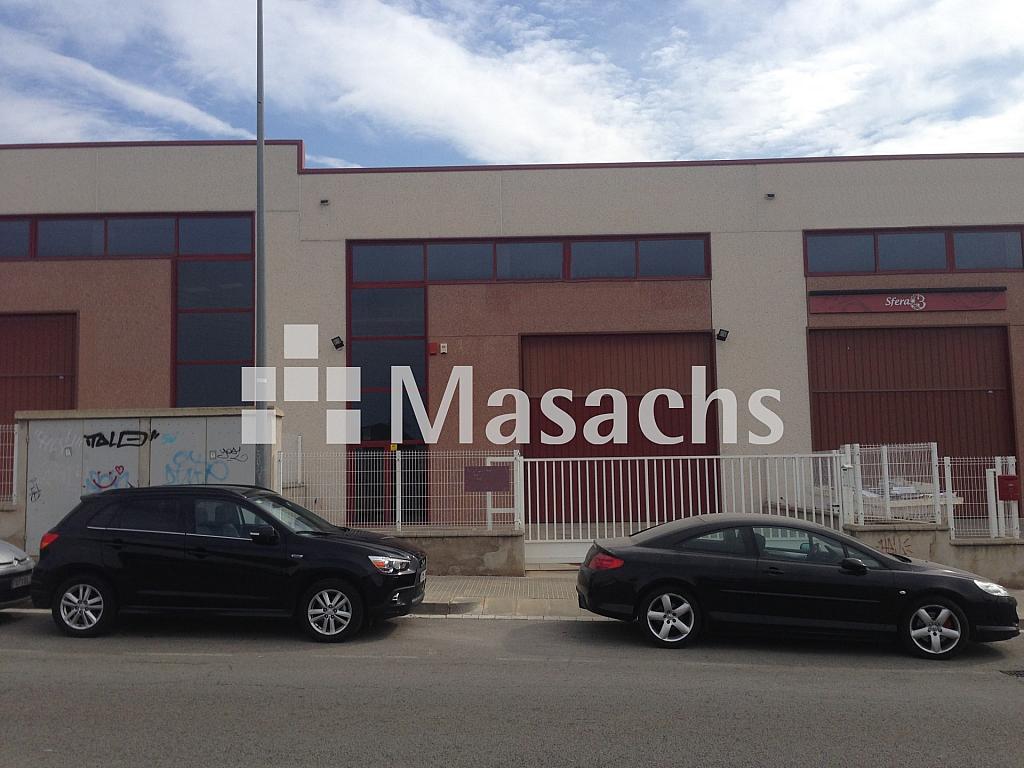 Ref. 7541 exterior - Nave industrial en alquiler en Terrassa - 263778357