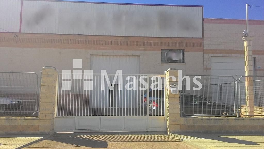 Ref. 7529 MANZANARES - Nave industrial en alquiler en Manzanares - 263778564