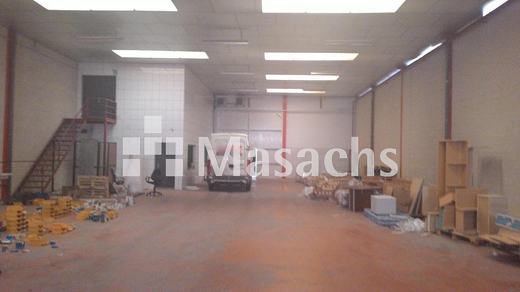 Ref. 7529 nave 2 - Nave industrial en alquiler en Manzanares - 263778567