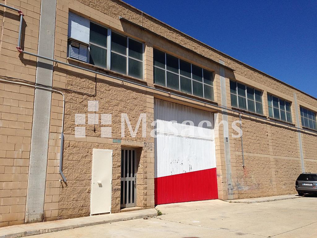 Ref. 7576 exterior - Nave industrial en alquiler en Terrassa - 297038545