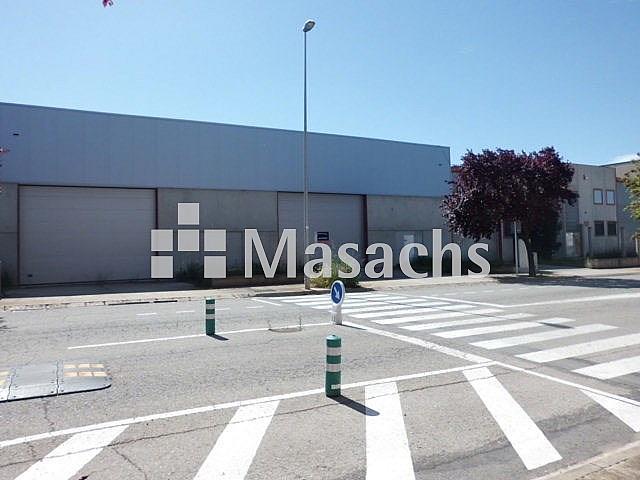 Ref. 7591 FACHADA - Nave industrial en alquiler en Sant Fruitós de Bages - 288046767