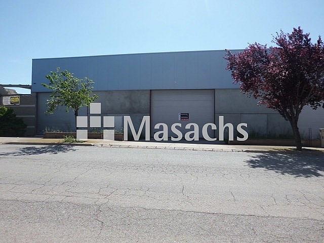 Ref. 7590 SAKURAI - Nave industrial en alquiler en Sant Fruitós de Bages - 277941916