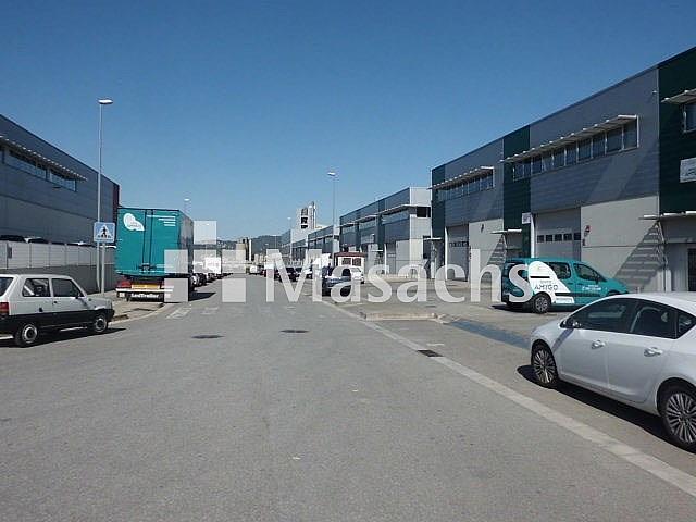 Ref. 7586 exterior - Nave industrial en alquiler en Cervelló - 277941973