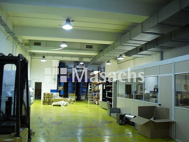 Ref. 7416 nave 2 - Nave industrial en alquiler en Sant Cugat del Vallès - 277942111