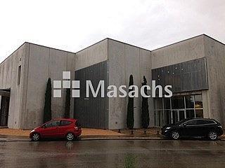 Ref. 7224 exterior 3 - Nave industrial en alquiler en Cornellà del Terri - 277942297
