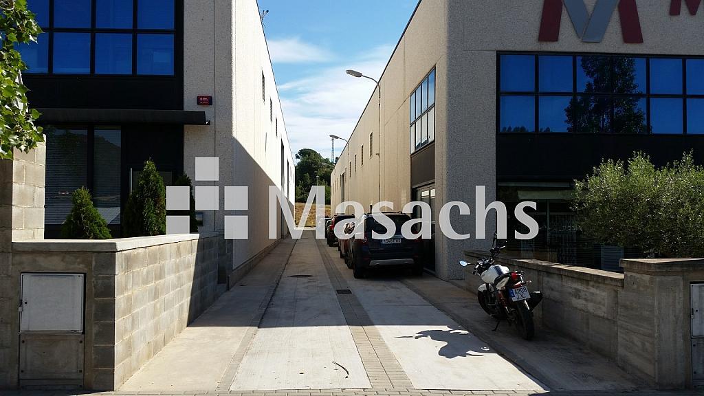 Ref. 7651 nave 2 - Nave industrial en alquiler en Sant Joan de Vilatorrada - 297038113