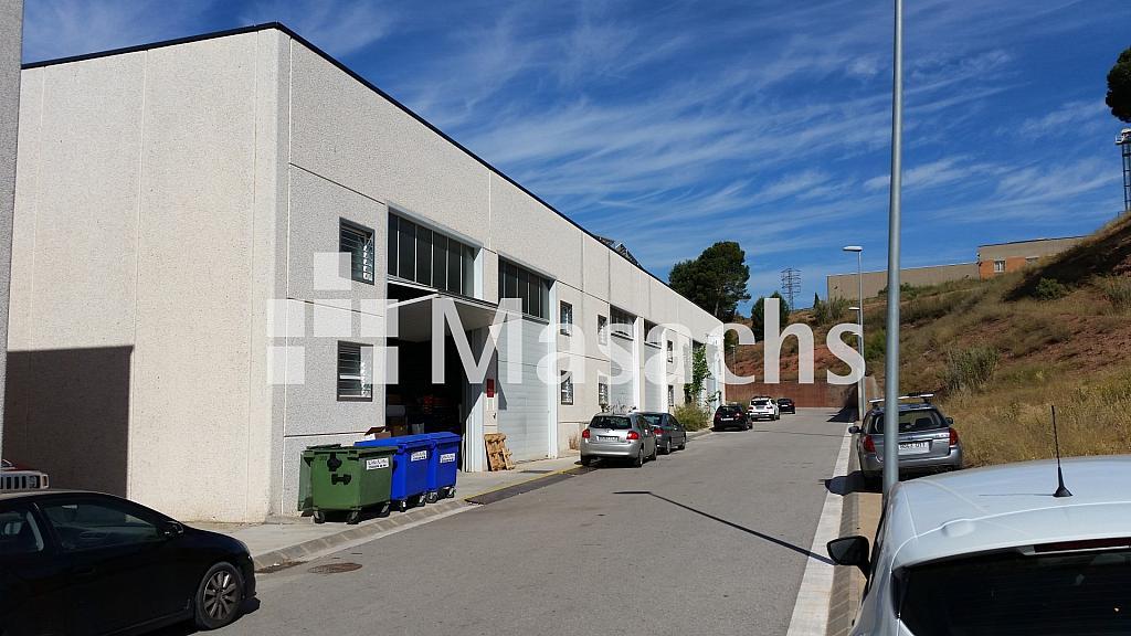 Ref. 7651 nave - Nave industrial en alquiler en Sant Joan de Vilatorrada - 297038119