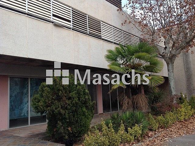 Ref. 7657 exterior - Oficina en alquiler en Sabadell - 299526813
