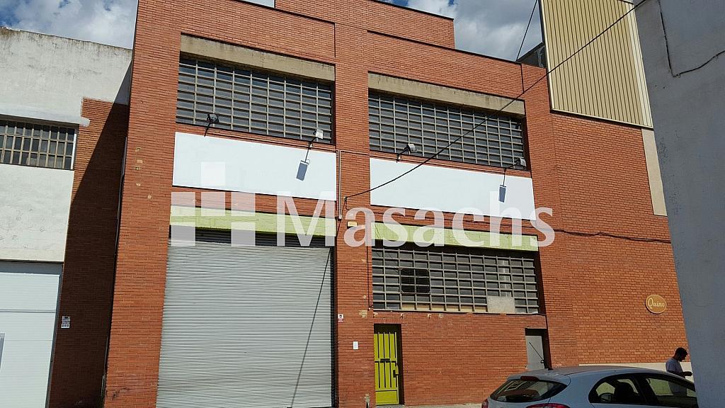 Ref. 7662 JOANOT - Nave industrial en alquiler en Granollers - 303335588