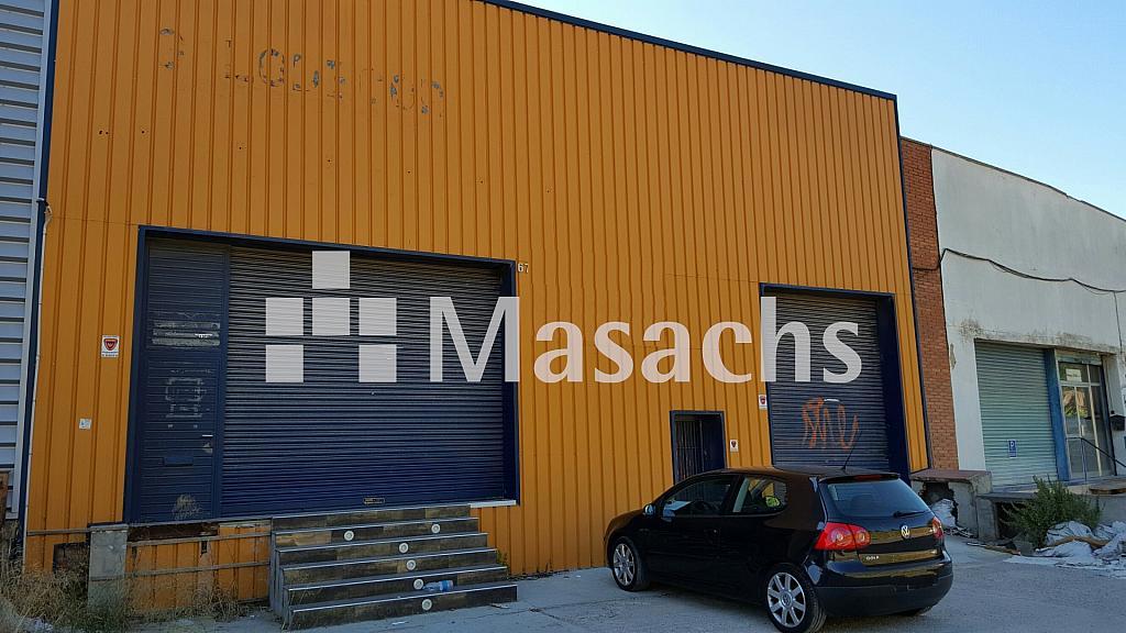 Ref. 7662 exterior - Nave industrial en alquiler en Granollers - 303335591