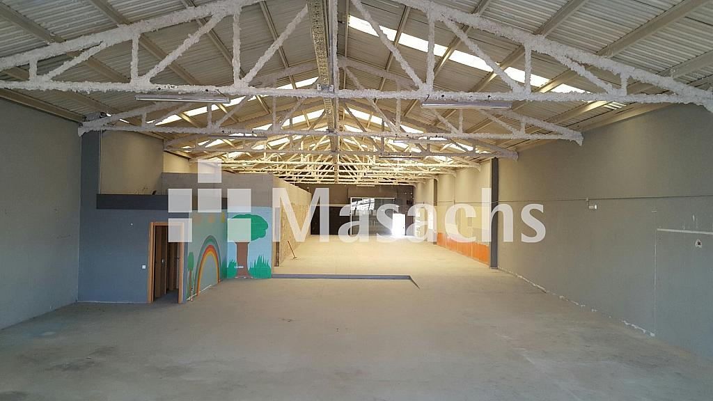 Ref. 7662 nave - Nave industrial en alquiler en Granollers - 303335594
