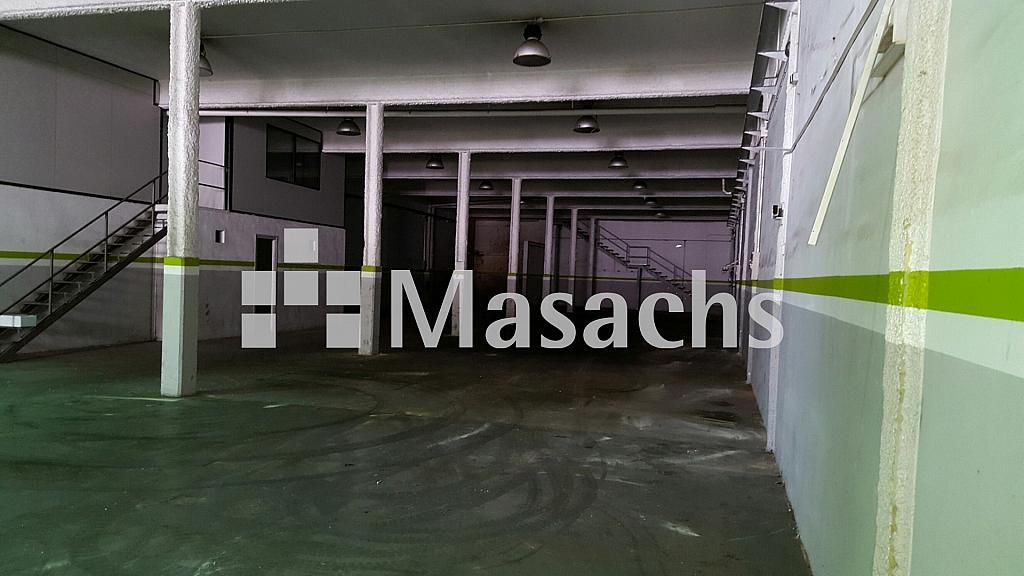 Ref. 7662 nave 3 - Nave industrial en alquiler en Granollers - 303335600