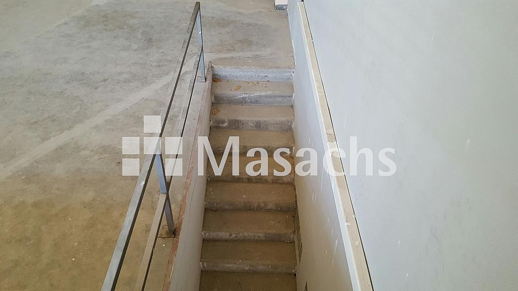 Ref. 7662 excaleras - Nave industrial en alquiler en Granollers - 303335603