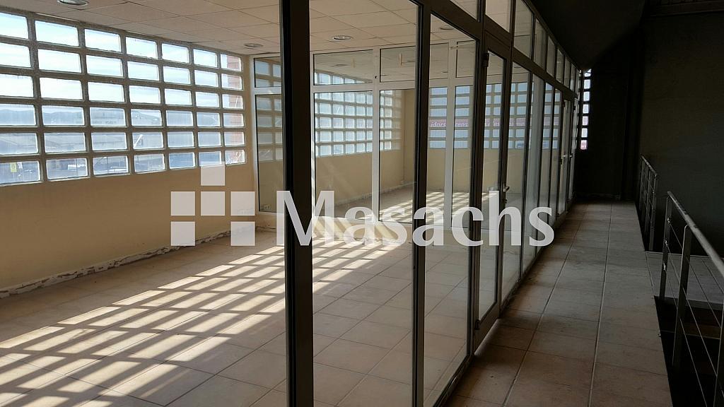 Ref. 7662 oficina - Nave industrial en alquiler en Granollers - 303335606