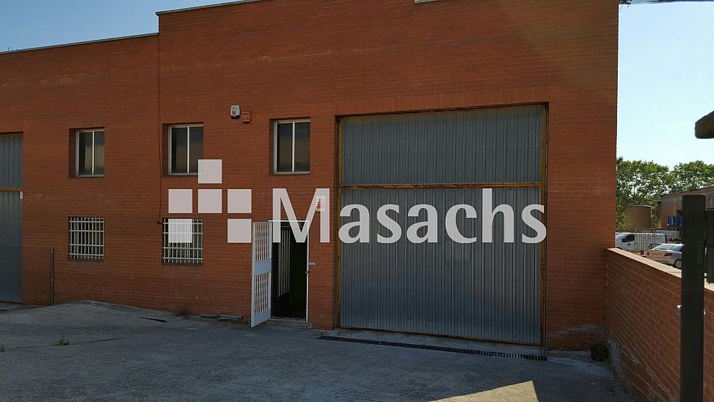 Ref. 7681 CEMENTIRI - Nave industrial en alquiler en Sentmenat - 314035991
