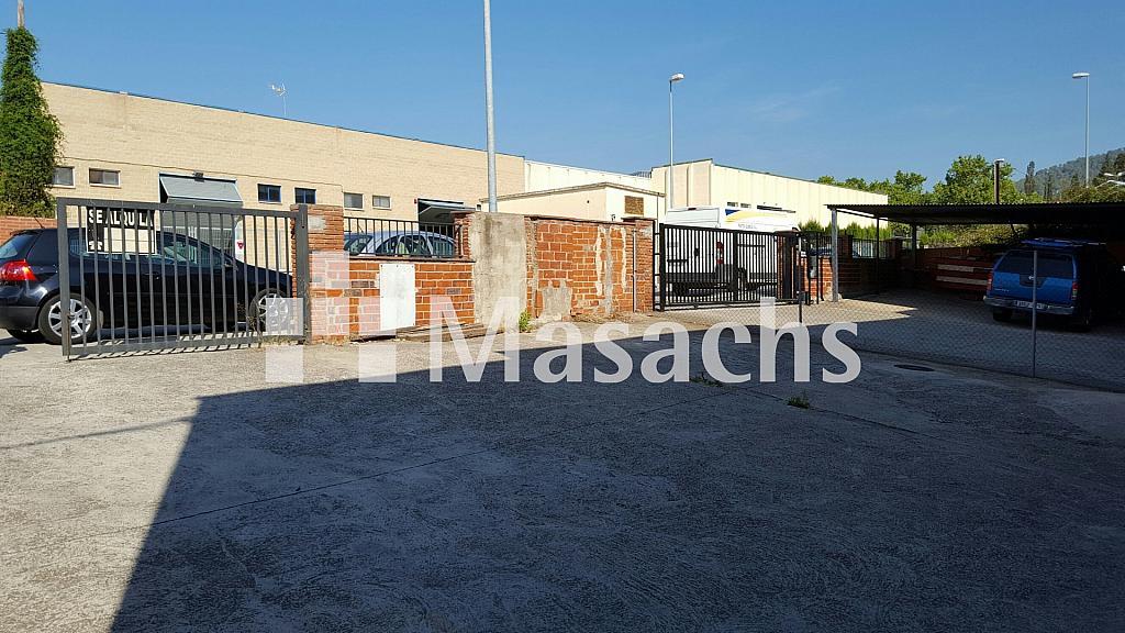 Ref. 7681 exterior - Nave industrial en alquiler en Sentmenat - 314035994