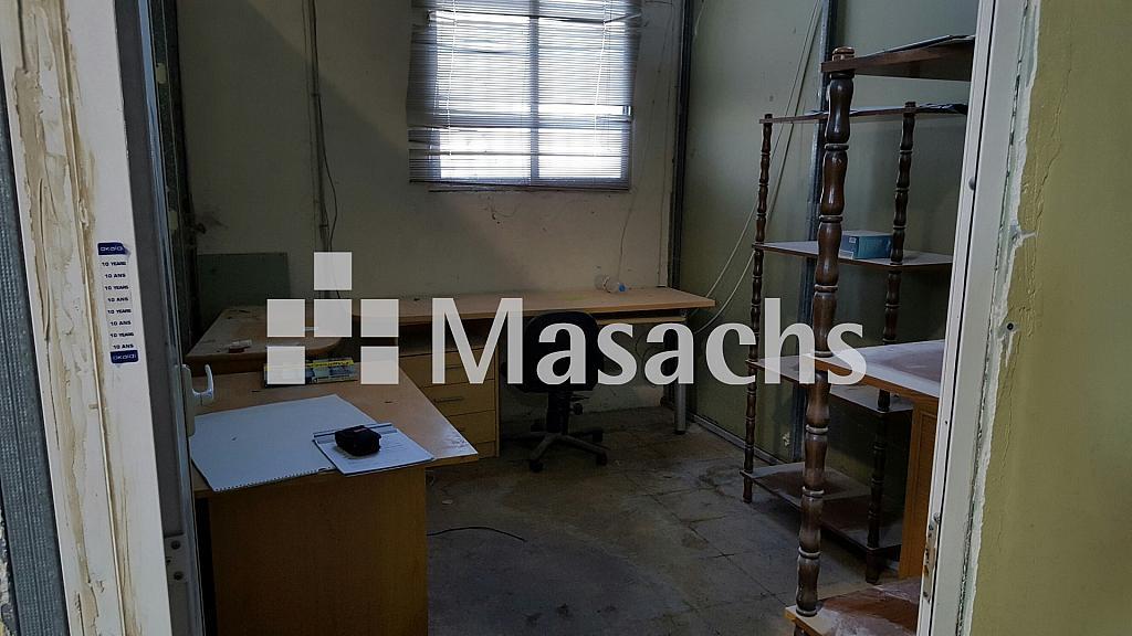 Ref. 7681 oficina - Nave industrial en alquiler en Sentmenat - 314036015