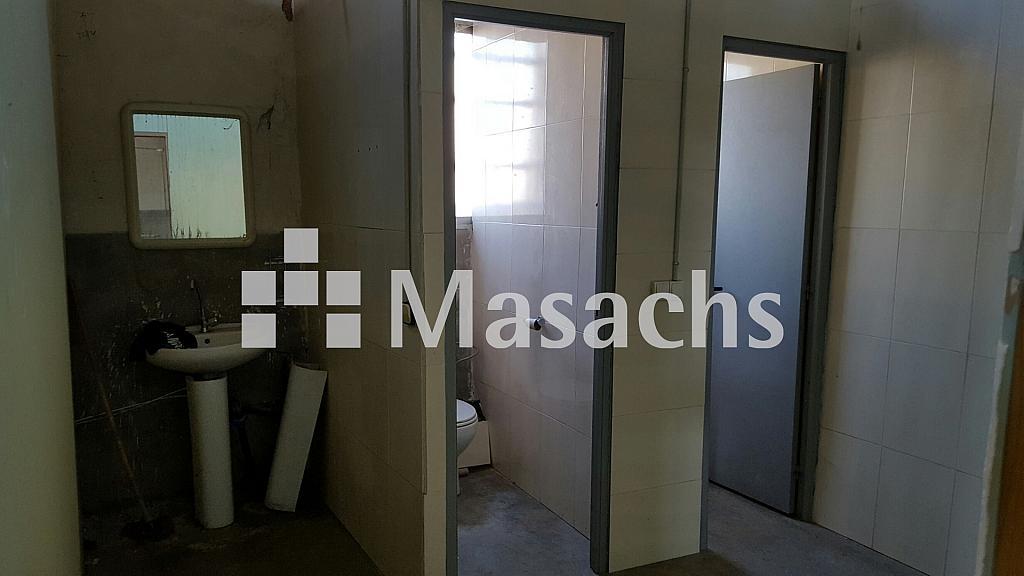 Ref. 7681 aseos - Nave industrial en alquiler en Sentmenat - 314036018