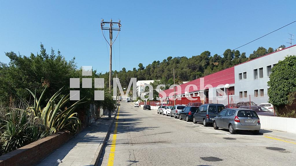Ref. 7678 exterrior 2 - Nave industrial en alquiler en Sant Andreu de la Barca - 314734660