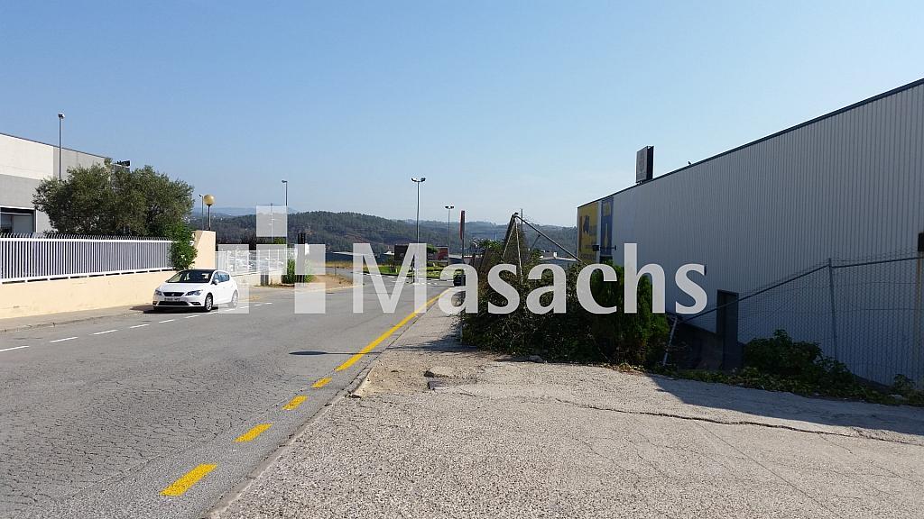 Ref. 7678 exteriro - Nave industrial en alquiler en Sant Andreu de la Barca - 314734663