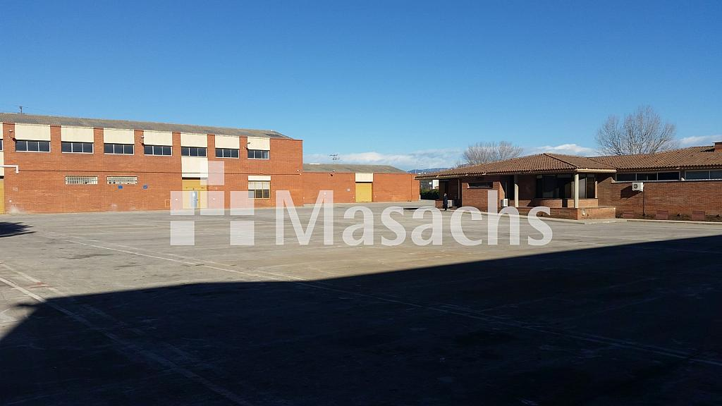Ref. 7678 exterior - Nave industrial en alquiler en Sant Andreu de la Barca - 390615535