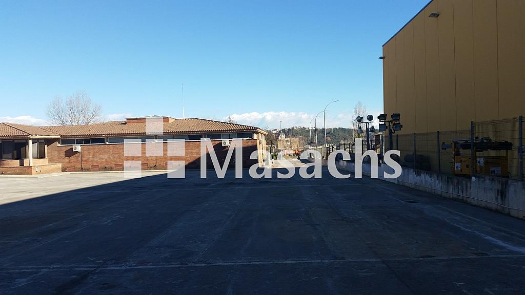 Ref. 7678 exterior 2 - Nave industrial en alquiler en Sant Andreu de la Barca - 390615538
