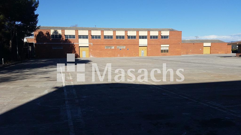 Ref. 7678 exterior 3 - Nave industrial en alquiler en Sant Andreu de la Barca - 390615541
