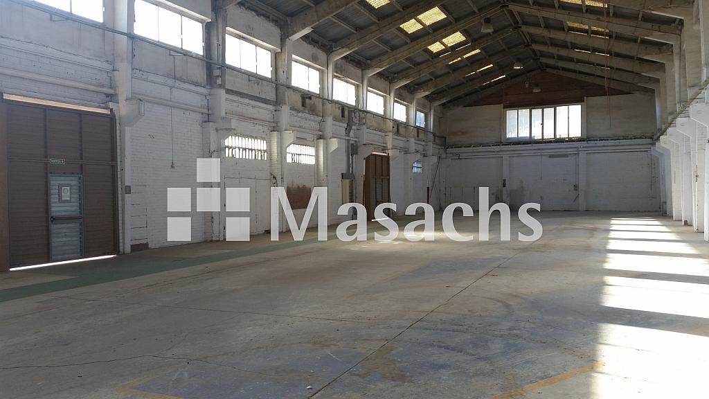 Ref. 7678 nave 2 - Nave industrial en alquiler en Sant Andreu de la Barca - 390615550