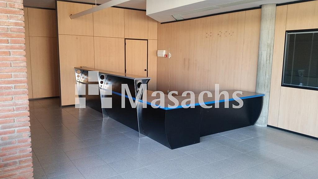 Ref. 7678 ofi - Nave industrial en alquiler en Sant Andreu de la Barca - 390615556