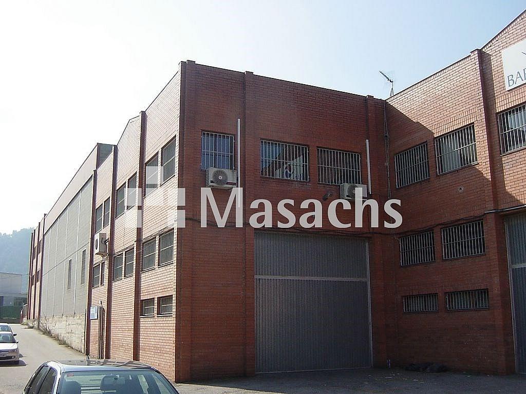 Ref. 7683 JOAN - Nave industrial en alquiler en Cervelló - 316995634