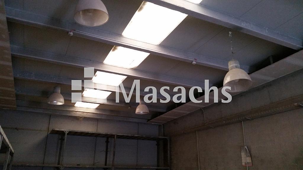 Ref. 7688 nave - Nave industrial en alquiler en Sant Esteve Sesrovires - 317864553