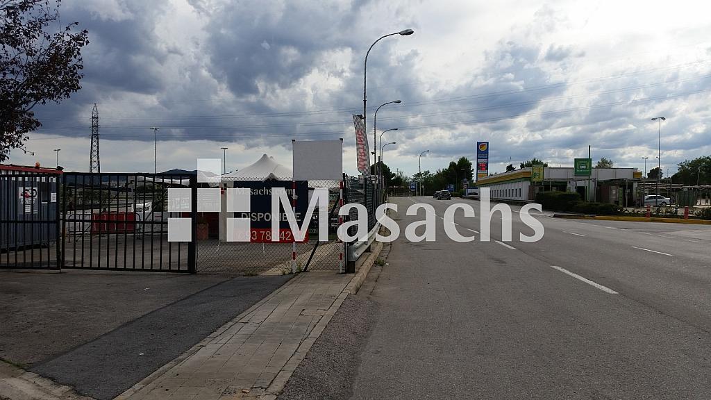 Ref. 7696 exterior 3 - Terreno industrial en alquiler en Ripollet - 326097561