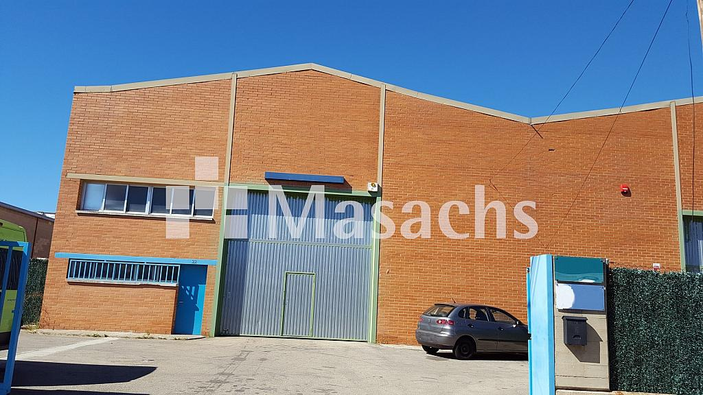 Ref. 7697 MONTSIA - Nave industrial en alquiler en Castellar del Vallès - 326097570